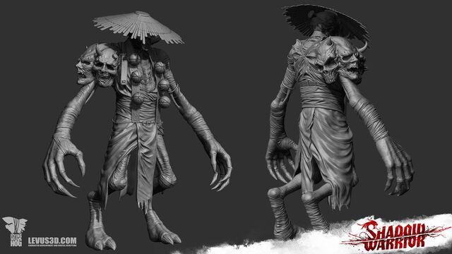 File:Shadow warrior shaman by levus3d-d8cqy3y.jpg