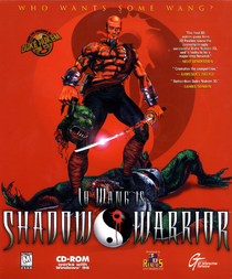 Shadow Warrior Coverart