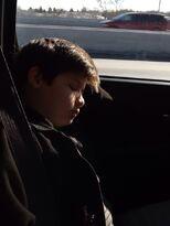 Davis-cleveland-in-car