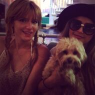 Bella-thorne-pigtails-with-Kingston-and-idk