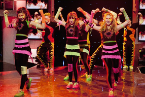 Shake It Up Up and Away 17