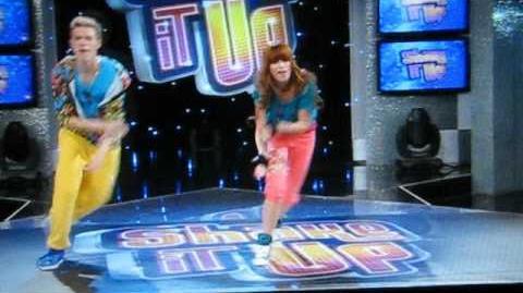 Shake It Up (Split It Up Dance Scene) -Gunter & CeCe-