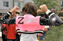 Zendaya Swag It Out JKT