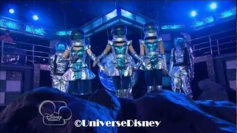 "HD Shake it Up - ""Space in the Stars"" Tunnel it Up Dance"