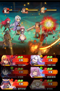 Fuzetsu Battle Battle Mode 3
