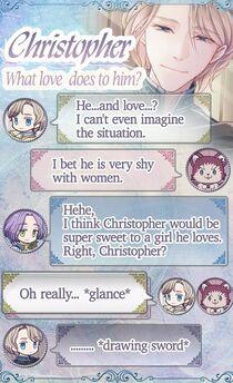 Christopher character description (1)