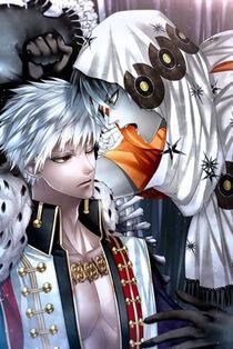 Pale Ghost (Nick) Main Story CG 5
