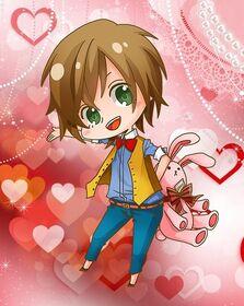 Hyosuke - Valentine's Day Chibi