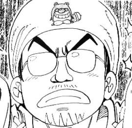 Takei self portrait