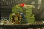 Bomberplanting