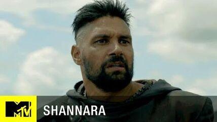 The Shannara Chronicles Meet Allanon (Manu Bennett) MTV