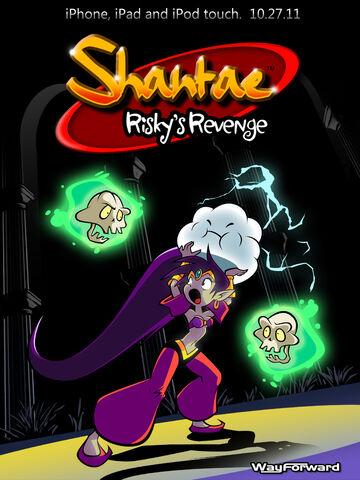 File:IPad Shantae LaunchWallpaper.jpg