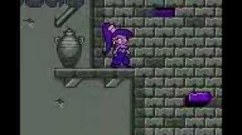 Shantae on GBC
