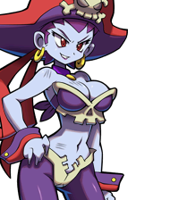 File:Risky Boots Talking With Gear (Pirate's Curse).png