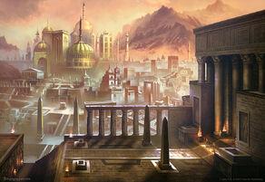 Golden temple by ferdinandladera-d5qxs4m