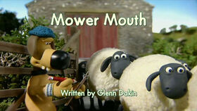 Mower Mouth title card