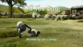 Off The Baa! title card