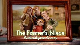The Farmer's Niece title card