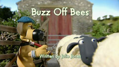 Buzz Off Bees title card