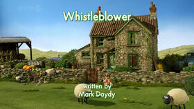Whistleblower title card