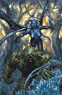 Swamp Thing Vol 5-39 Cover-1 Teaser