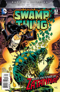 Swamp Thing Vol 6-3 Cover-1
