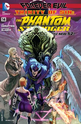 The Phantom Stranger Vol 4-14 Cover-1