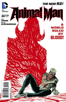 Animal Man Vol 2-24 Cover-1