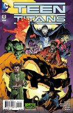Teen Titans Vol 5-13 Cover-2