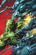 Swamp Thing Vol 5-35 Cover-1 Teaser