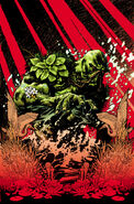 Swamp Thing Alec Holland