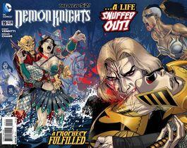 Demon Knights Vol 1-19 Cover-1