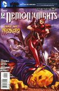 Demon Knights Vol 1-7 Cover-1
