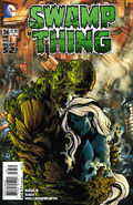 Swamp Thing Vol 5-36 Cover-1