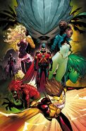 Teen Titans Vol 5-16 Cover-1 Teaser