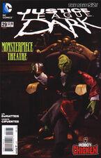 Justice League Dark Vol 1-29 Cover-2