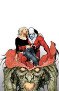 Justice League Dark Vol 1-4 Cover-1 Teaser