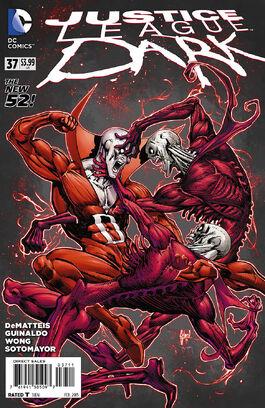 Justice League Dark Vol 1-37 Cover-1