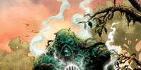 Swamp Thing (Alec Holland)/Gallery