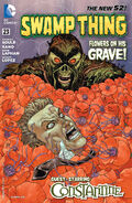 Swamp Thing Vol 5-23 Cover-1