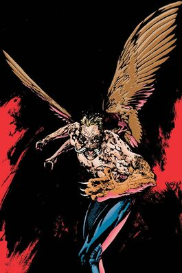 Animal Man Vol 2-3 Cover-1 Teaser
