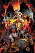 Demon Knights Vol 1-13 Cover-1 Teaser