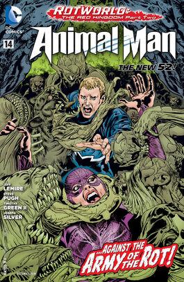 Animal Man Vol 2-14 Cover-1