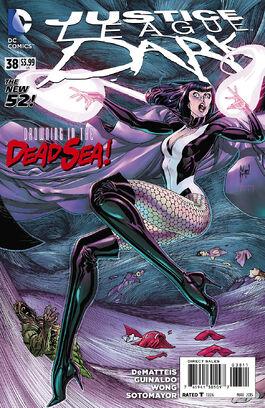 Justice League Dark Vol 1-38 Cover-1
