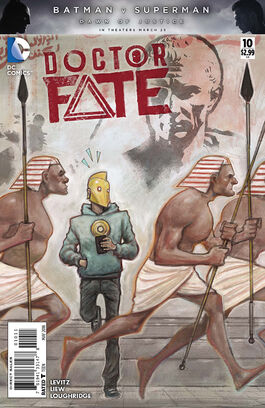 Doctor Fate Vol 4-10 Cover-1