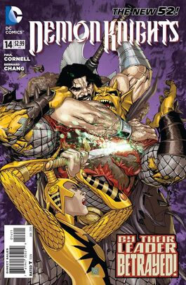 Demon Knights Vol 1-14 Cover-1
