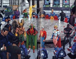 Justice Society of America 3