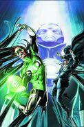 Green Lantern Hal Jordan and The Phantom Stranger-1