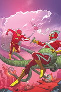 Justice League United Vol 1-8 Cover-2 Teaser
