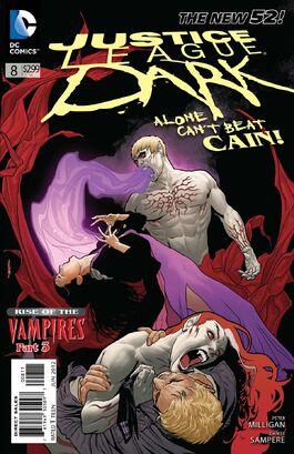 Justice League Dark Vol 1-8 Cover-1